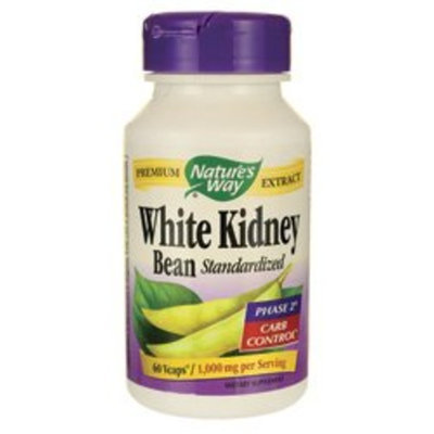 White Kidney Bean, Std. Nature's Way 60 VCaps