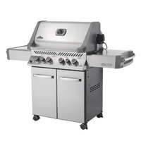 Napoleon P500RSIBNSS-1 6 Burner Natural Gas Grill