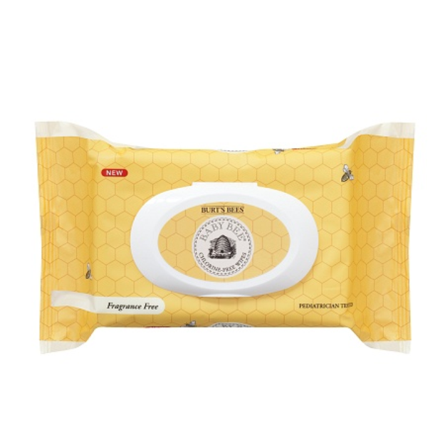 Burt's Bees Baby Bee Wipes - Fragrance Free