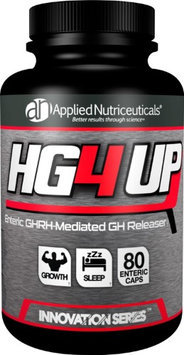 Applied Nutriceuticals - Innovation Series HG4 UP Enteric GHRH-Medicated GH Releaser - 80 Capsules LUCKY PRICE
