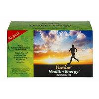 Yunker Health Energy Herbal Supplement, 10 Fluid Ounce