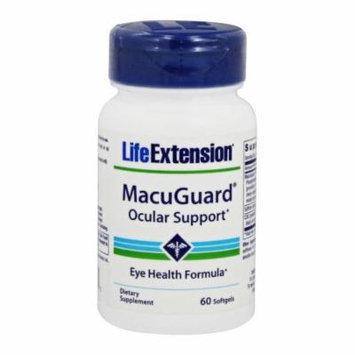 Life Extension - MacuGuard Ocular Support - 60 Softgels