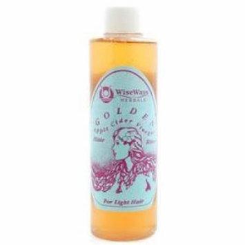Wiseways - Herbals Hair Care, Golden Apple Cider, 8 oz