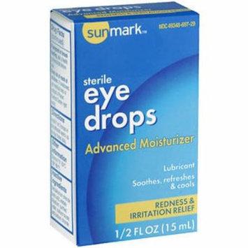 Sunmark Eye Drops Advanced Moisturizer - 0.5 oz