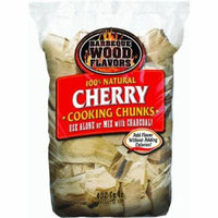 Barbeque Wood Flavor Wood Chunks