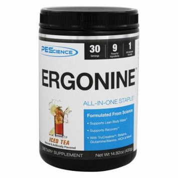 PEScience - Ergonine All-In-One Staple Iced Tea - 14.82 oz.