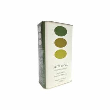 Terra Medi Greek Extra Virgin Olive Oil - 3 Liter Tin