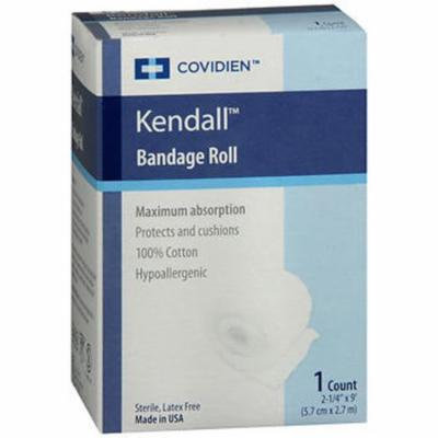 Kendall Bandage Roll 2.25 in. x 3 yds. - 1 roll