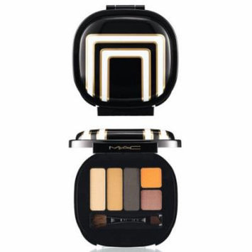 MAC Warm Eye Shadow Palette, Stroke of Midnight, Warm