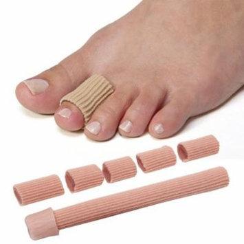 Gel Tubing Toe Sleeves (Narrow) - Set Of 2