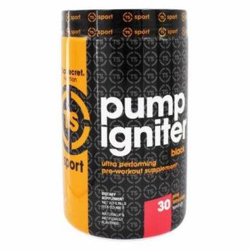 Top Secret Nutrition - Pump Igniter Black Ultra Performing Pre-Workout Supplement Pink Lemonade - 15.8 oz.