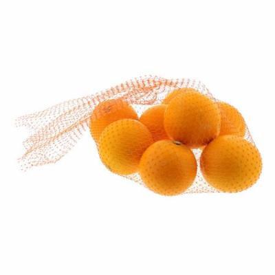 Royal Orange Plastic Mesh Produce and Seafood, 24