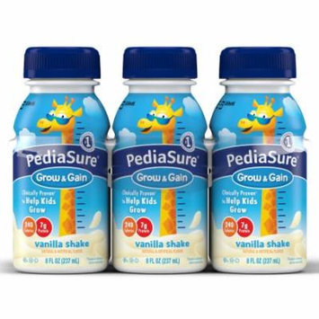 PediaSure Nutrition Drink, Vanilla Shake, 8 fl oz