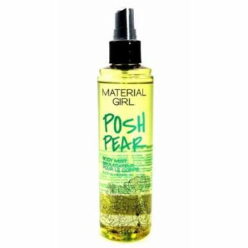 Material Girl Body Mist, Posh Pear