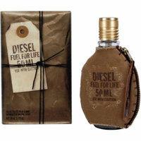 Diesel Fuel for Life Eau de Toilette Natural Spray for Men, 1.7 fl oz