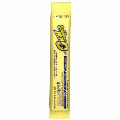 Sqwincher ZERO Qwik Stik - Sugar Free Electrolyte Powdered Mix, Lemonade