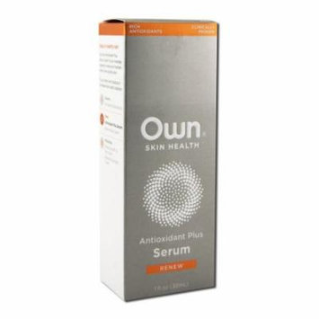 Own Beauty - Skincare, Renew Antioxidant Plus Serum 1 oz