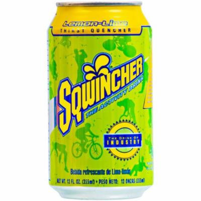 Sqwincher 12 oz Ready to Drink Can, Lemon Lime 100108-LL (Case of 24)
