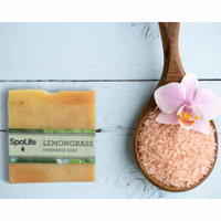 My Spa Life Lemon Grass Handmade Soap - 2 pack