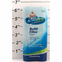 Mr. Clean Auto Dry Carwash - Refill Filter