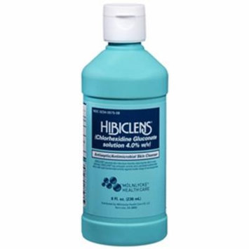Hibiclens Skin Cleanser, Antiseptic/Antimicrobial - 8 oz