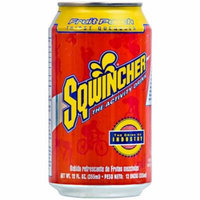 Sqwincher 12 oz Ready to Drink Can, Fruit Punch 100105-FP (Case of 24)