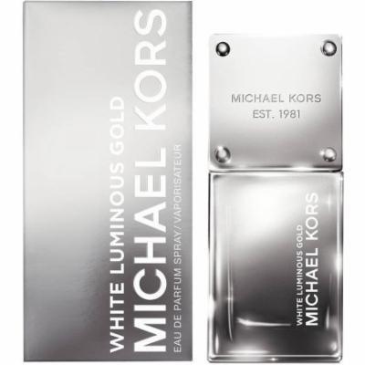 Michael Kors White Luminous Gold Eau de Parfum Spray for Women, 1 oz