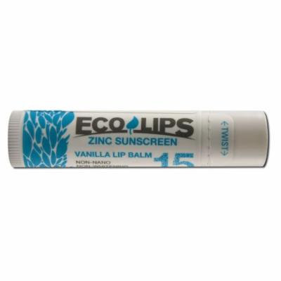 Eco Lips - Vanilla .15 oz