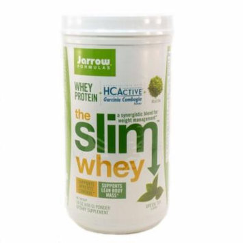 Slim Whey Protein with HCActive Green Tea Flavor By Jarrow - 450 Grams