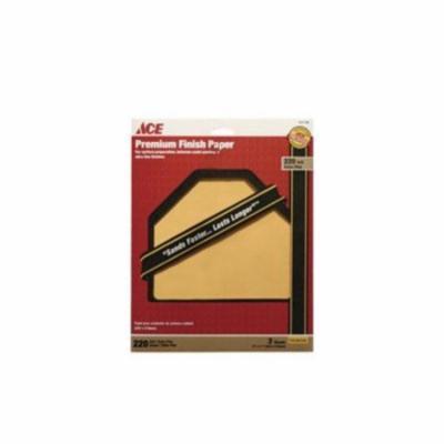 Premium Finish Sandpaper Ace Paint Sundries 4191-002 082901231318