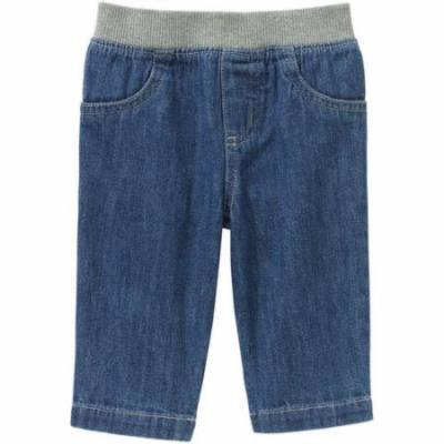 Garanimals Newborn Baby Boy Solid Woven Pants