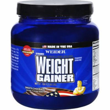 Weider Global Nutrition Weight Gainer - Dynamic - Powder - Chocolate - 1.65 lb