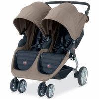 B-Agile Double Stroller - Sandstone