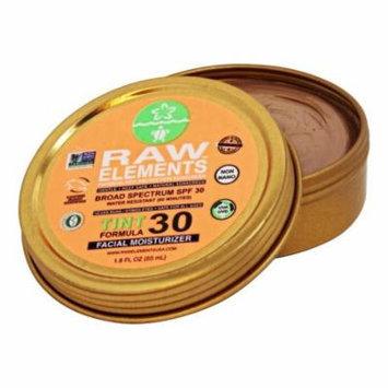 Raw Elements - Tinted Facial Moisturizer 30 SPF - 1.8 oz.