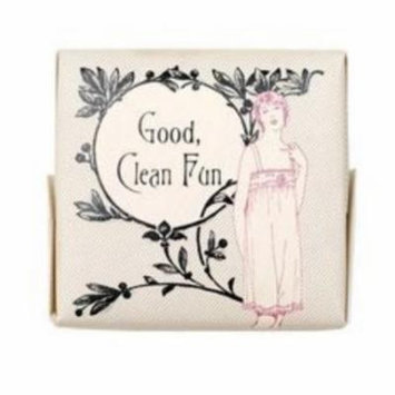 Izola Fragrance Free Oatmeal Bar Soap, Good Clean Fun, Set of 2