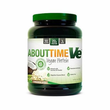 SDC Nutrition About Time Ve