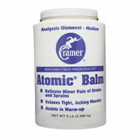 Cramer Atomic Balm Analgesic Ointment - 5 lb Jar