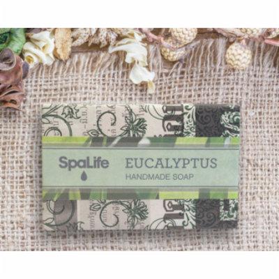 My Spa Life Eucalyptus Handmade Soap - 2 pack