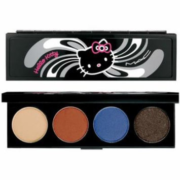 M.A.C Cosmetics Hello Kitty Collection Eyeshadow Quad