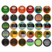 Deluxe Tea Single Serve cups For Keurig K Cup Brewer Variety Pack Sampler, 30 count