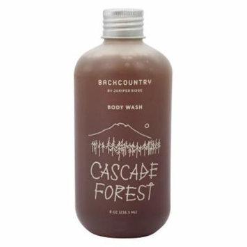 Juniper Ridge - Backcountry Body Wash Cascade Forest - 8 oz.