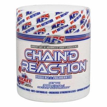 APS Nutrition - Chain'd Reaction Rocket Pop - 300 Grams