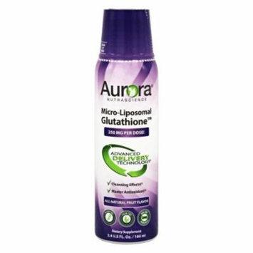 Vida Lifescience - Aurora Nutrascience Micro-Liposomal Glutathione - 5.4 oz.