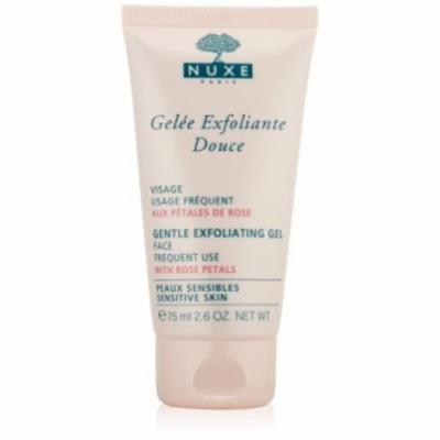 NUXE Gentle Exfoliating Gel for Sensitive Skin, 2.6 oz
