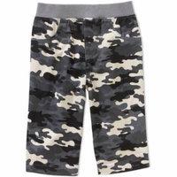 Garanimals Newborn Baby Boys' Printed Camo Woven Pants
