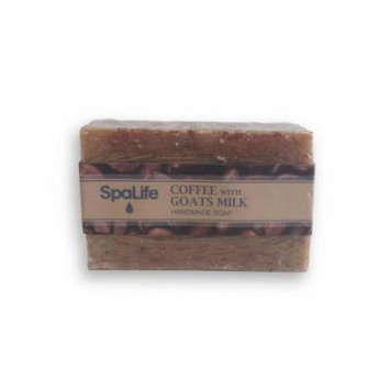 Goat'S Milk Hand Made Coffee Soap - 2 Pack