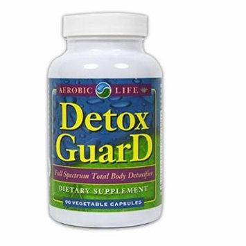 Pure Advantage Aerobic Life Detox Guard Veggie Capsules, 90 Count