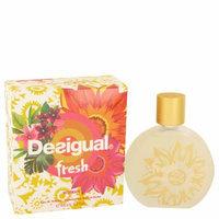 Desigual Fresh for Women by Desigual EDT Spray 3.4 oz