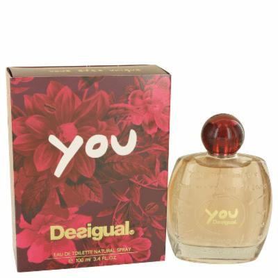 Desigual You for Women by Desigual EDT Spray 3.4 oz