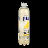 Polar Sparkling Frost Sparkling Water Lemonade +